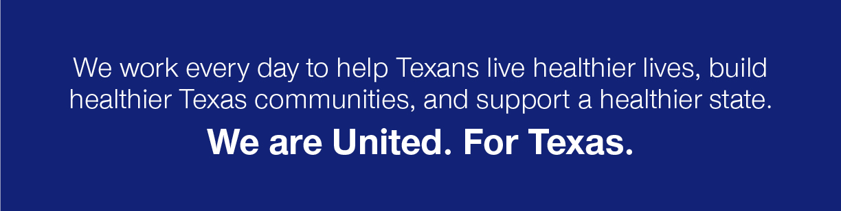 United. For Texas.